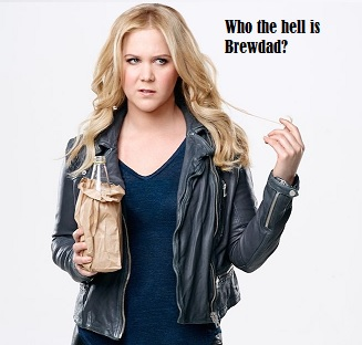 BrewDad's got some Love from Amy Schumer