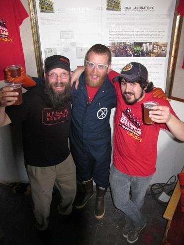 Bellingham Beer League & Menace Brewing – Intolerant Bastard