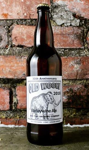 Big Time Brewing – Old Wolly is back for the 30th Season.