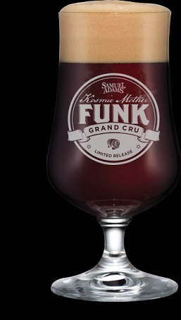 Sam Adams – Kosmic Mother Funk Grand Cru, Released For A Limited Time