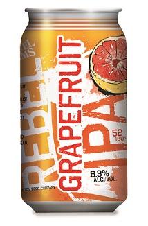 Samuel Adams New Beer: Rebel Grapefruit IPA