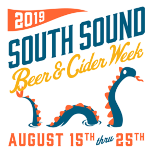 South Sound Beer Week Aug 15-25th