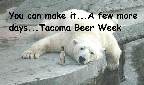 Tacoma Beer Week (Thursday Activities)