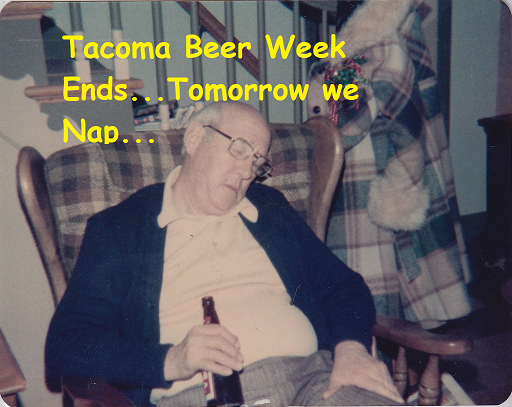 Tacoma Beer Week Ends Today…